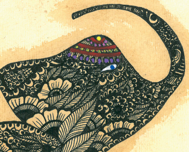 The Charming Elephant