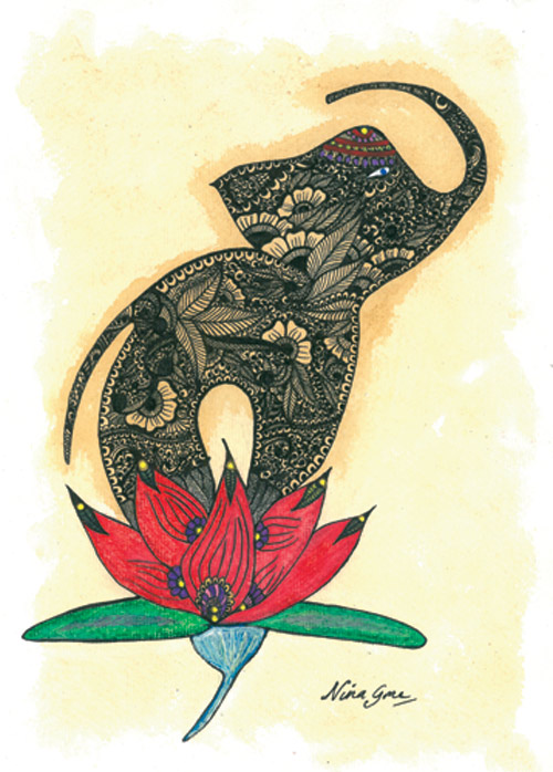The-Charming-Elephant